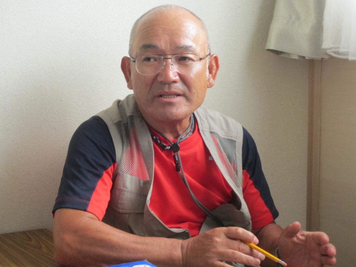 Voices from FUKUSHIMA Vol.4 Mr. Yuichiro SATO