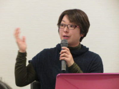 Voices from FUKUSHIMA Vol.7 Ms. Mikiko MATSUNO