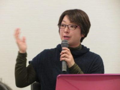 후쿠시마에서 말하는 Vol.7 마쓰노 미끼꼬씨