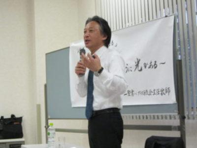 Voices from FUKUSHIMA Vol.10 Rev. Akira SATO